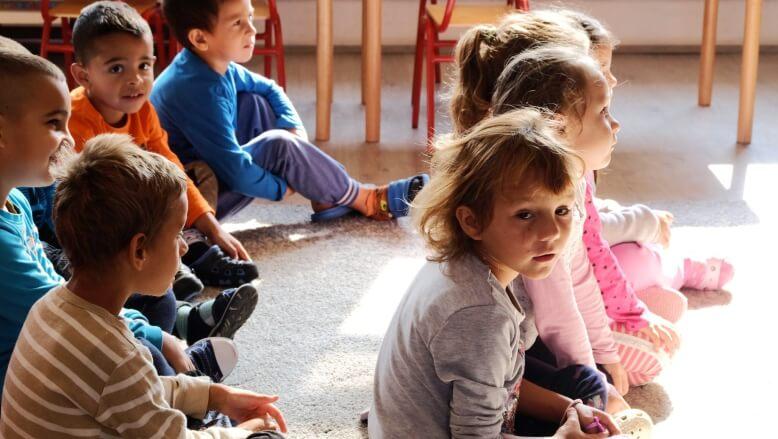 Közösségfejlesztés gyermekeknek